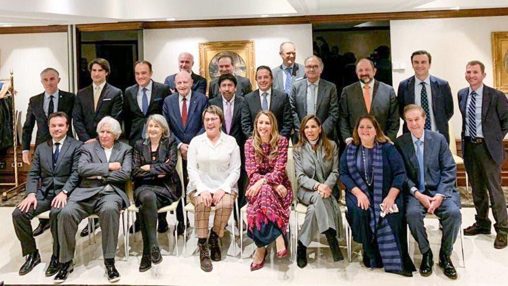 Se reúne Víctor Mas con empresarios e inversionistas de Riviera Maya