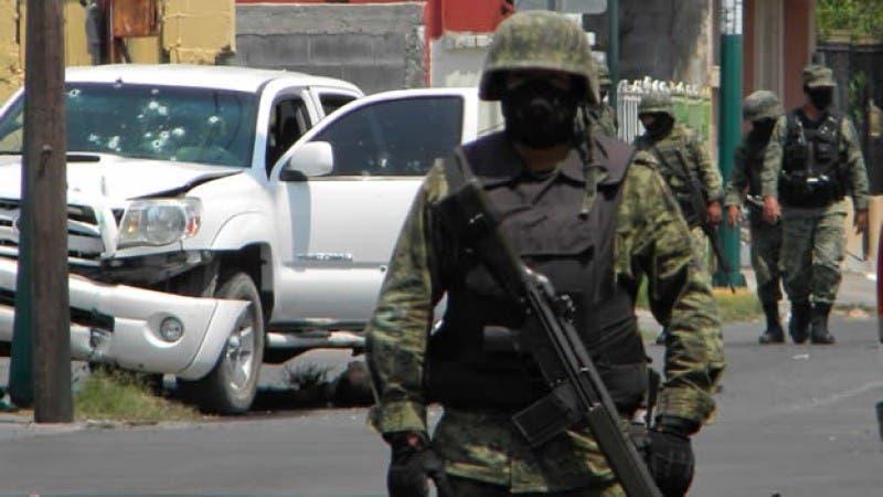 Soldados repelen agresión y matan a 11 sicarios en Tamaulipas
