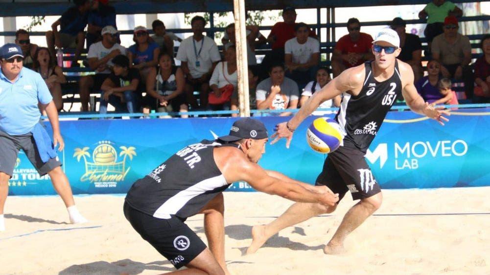 Playa Del Carmen estrena cancha de volibol de playa