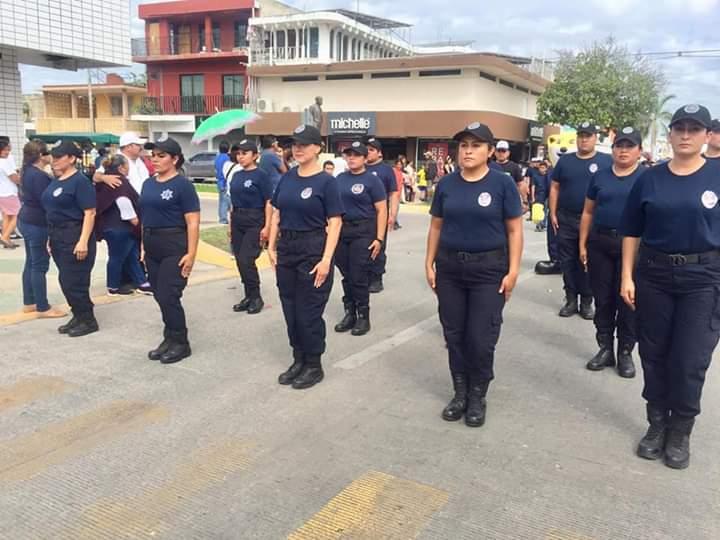 Contratarán más policías en Othón P. Blanco.