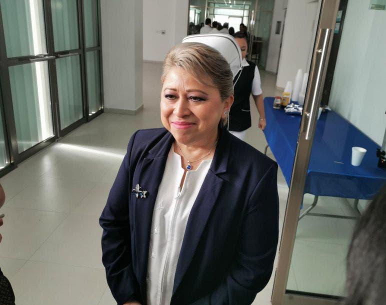 """Insabi podría saturar y sobrepasar capacidad de hospitales;subjefa de enfermeras dice que hará falta personal en el """"Jesús Kumate""""."""