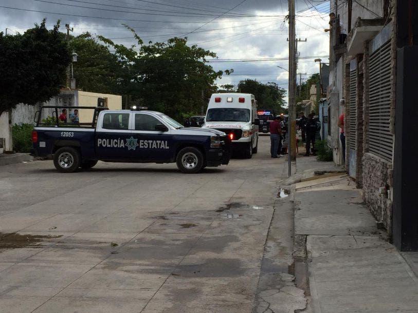 El ataque ocurrió la tarde del martes en la Región 96 de Cancún.