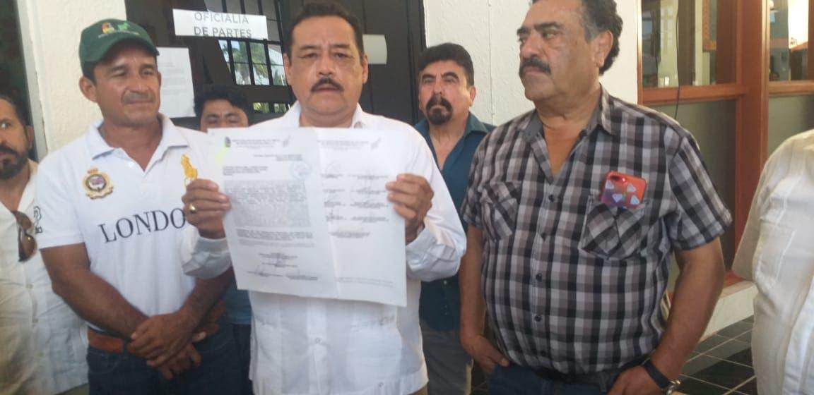 Presentan petición para conformar el duodécimo municipio de Quintana Roo.