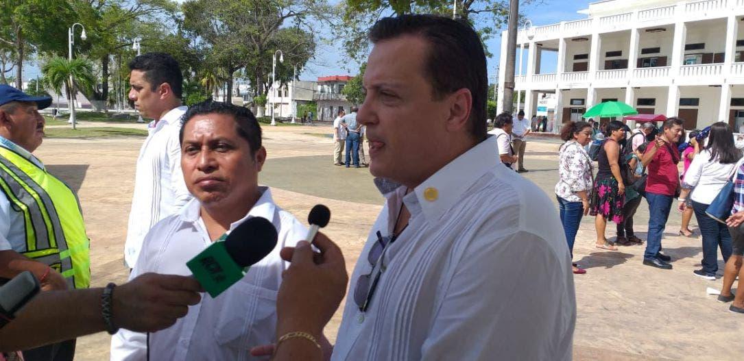 Malestar y enojo por propuesta de nuevo Consejo Maya en Quintana Roo; violan la autonomía de los pueblos indígenas: Luis Alegre.