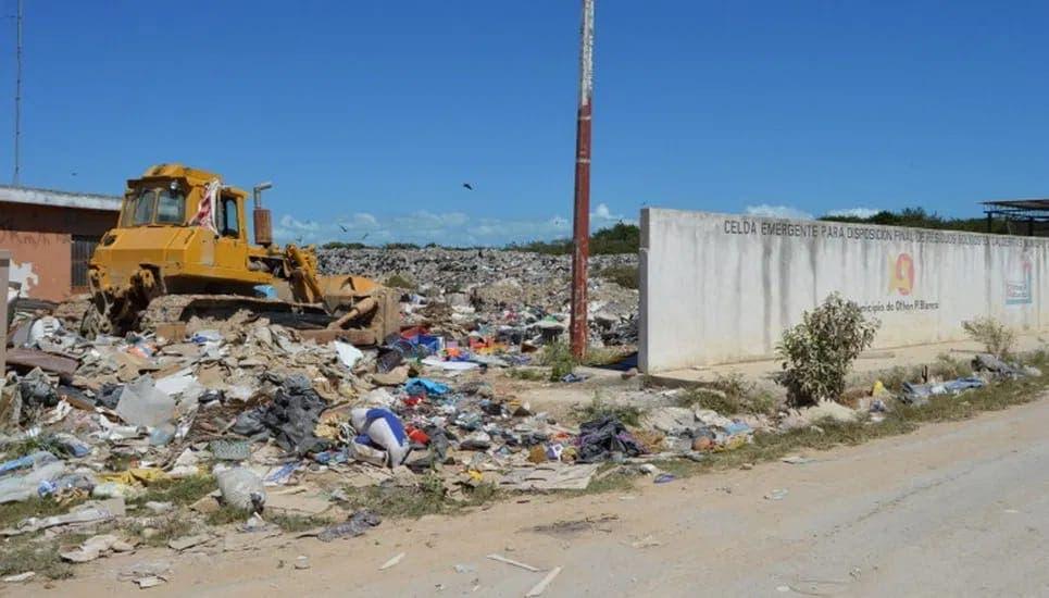 Emplazan a Ayuntamiento para sanear basurero de Chetumal.
