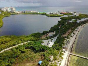 La Zona Hotelera de Cancún no cuenta con infraestructura de tratamiento de aguas.