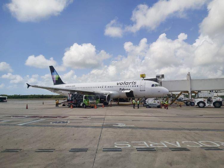 Trabajamos en nuevas rutas a Cancún: Asur.