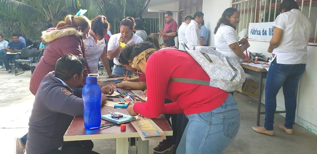Promueve Culturas Populares taller dirigido a líderes comunitarios de la Zona Maya; crearán paisajes escritos en lenguas indígenas.
