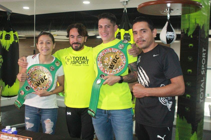 "Alejandra ""Tigre"" Jiménez agradecida con Cancún."