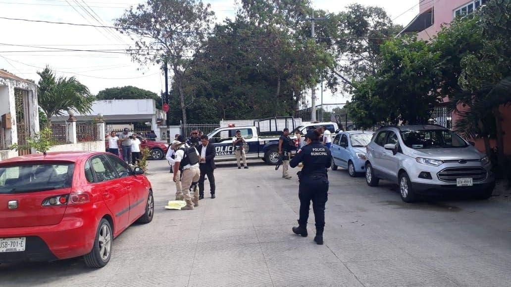 Cancún: Reclaman cuerpo de menor ejecutado en la Región 103.