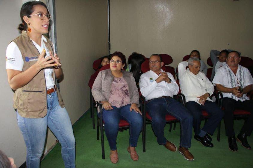 Llega la Caravana de la Ciencia a José María Morelos; acercan planetario móvil a las zonas rurales de Quintana Roo.