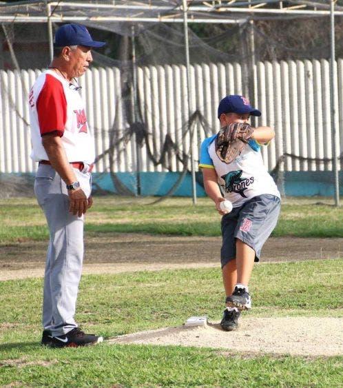 Cancún, sede del programa federal Probeis; el objetivo es capacitar a los peloteros mexicanos para aspirar a Grandes Ligas.