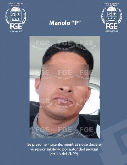 Detienen por abuso sexual a policía municipal de Cancún; fue acusado por uno de sus familiares. los hechos datan del 2012.