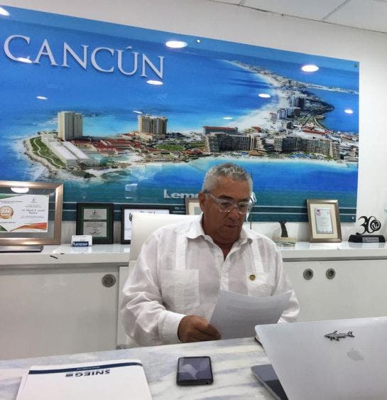 Grand Island se transforma en el World Trade Center Cancún; buscará impulsar el segmento de turismo de reuniones: Miguel Lemus.