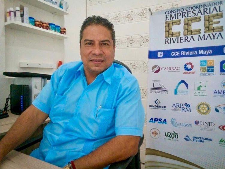 Piden empresarios de la Riviera Maya no alarmarse por Coronavirus.
