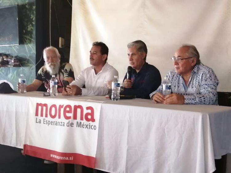 El Congreso Nacional de Morena es 'patito'.