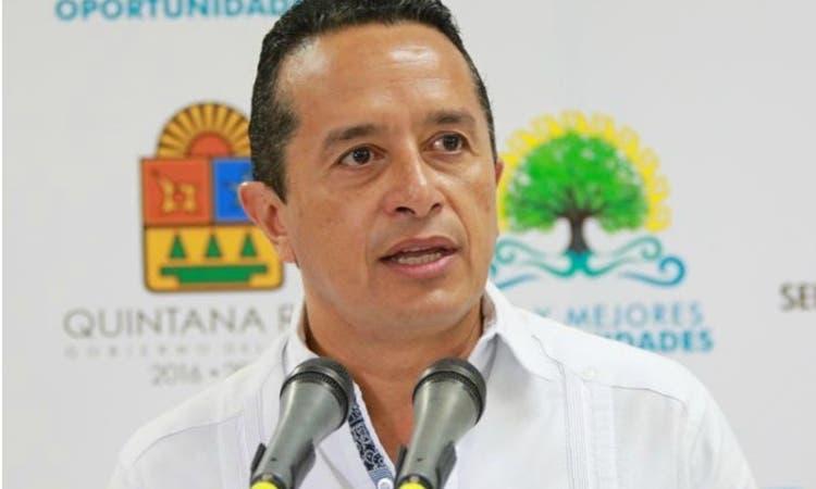 Llamar el gobernador Carlos Joaquín a participar en encuesta sobre nuevo Plan Maestro.