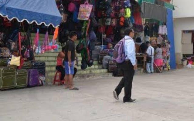 No levantan las ventas en la avenida Héroes de Chetumal.