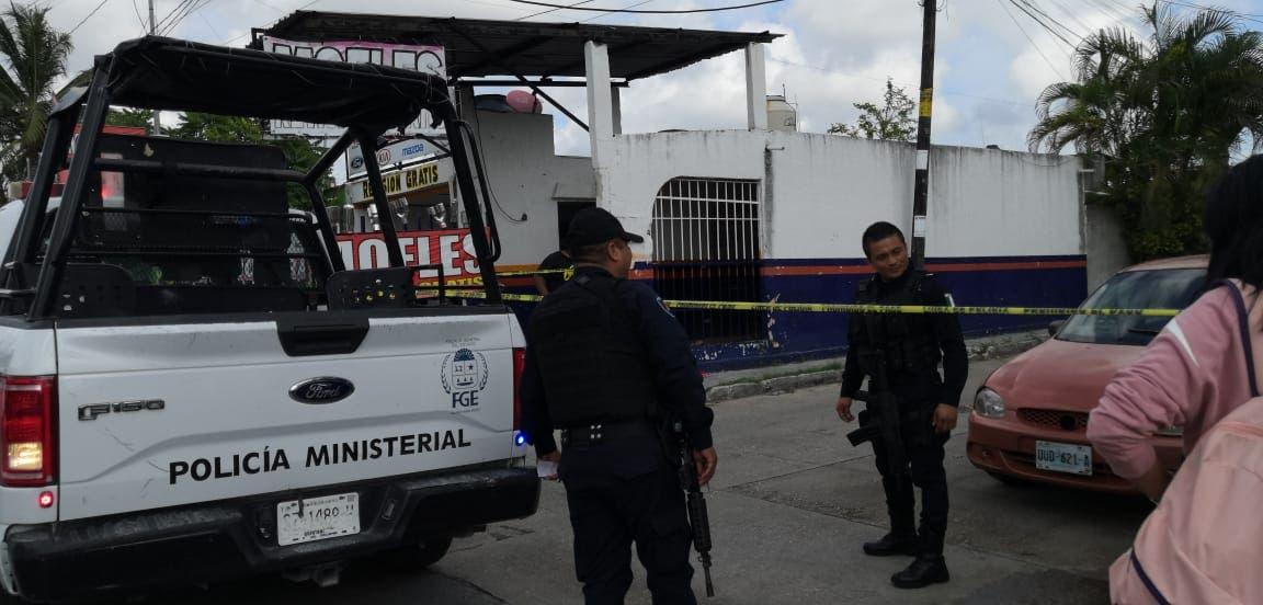Un muerto y tres heridos en ataque armado en Cancún; los hechos se registraron esta mañana en una vivienda de la Supermanzana 91.