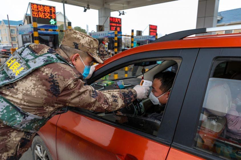 Cierran 3 ciudades en China por coronavirus