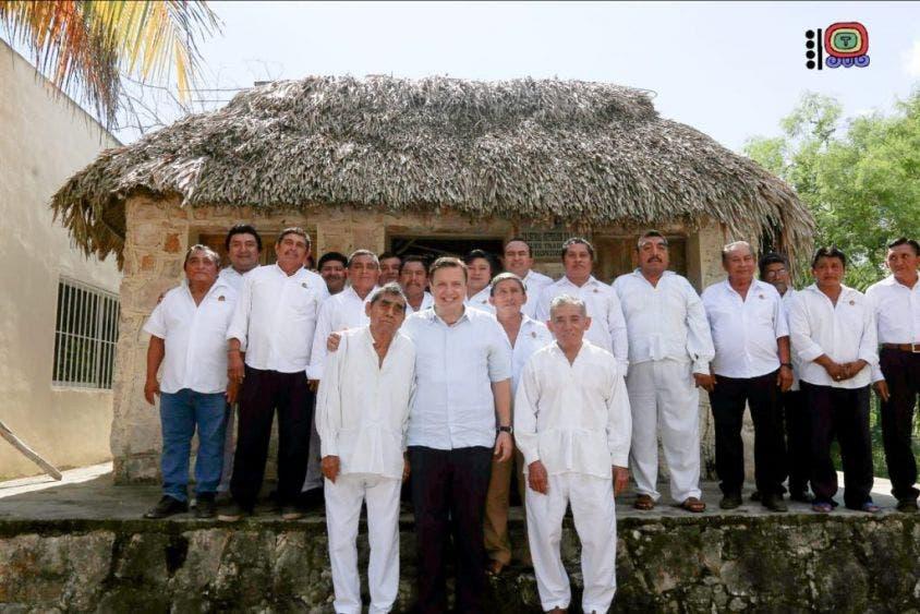 Celebra Luis Alegre que diputados dieran marcha atrás a nuevo Consejo Maya.