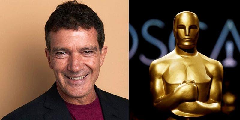 Antonio Banderas reacciona a su primera nominación al Oscar