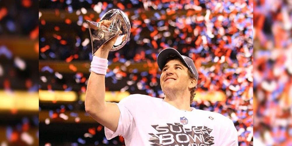 Eli Manning dice adiós a la NFL y pone fin a su carrera