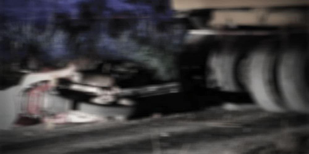 Motociclista muere al impactarse contra maquinaria sin señalamientos