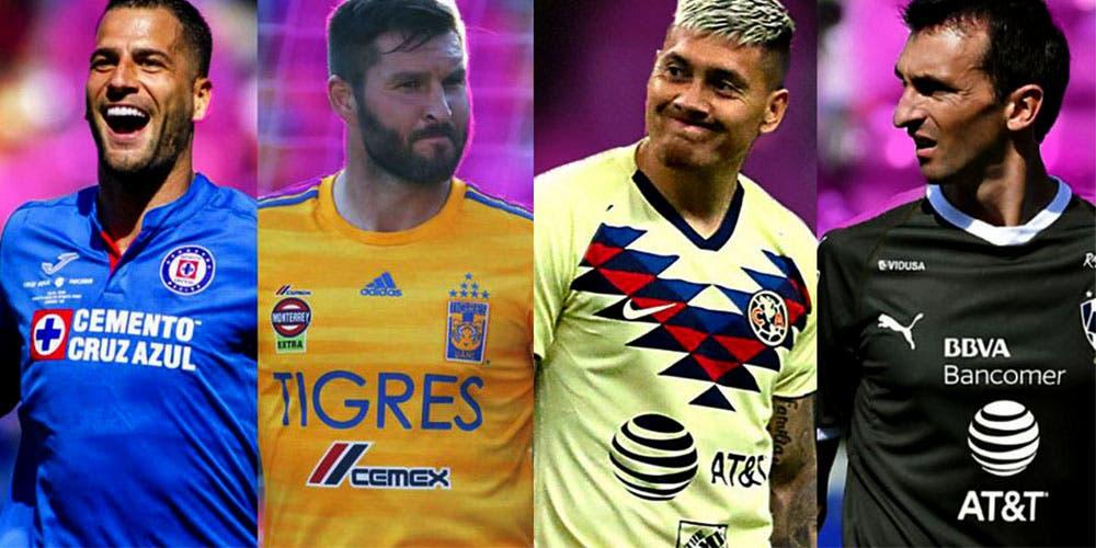 Liga MX: Estos son los 15 futbolistas más caros del Clausura 2020