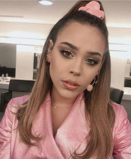 Destrozan a Danna Paola por copiarle el look a Ariana Grande