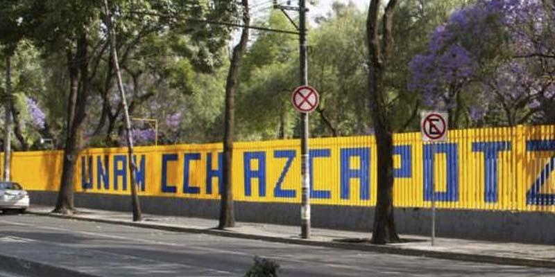 Estudiante del CCH Azcapotzalco muere dentro de la escuela