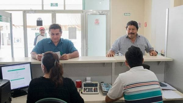 Inicia el canje de placas en Quintana Roo.