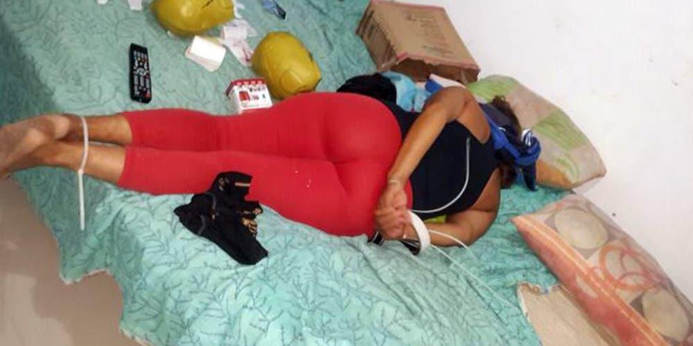 Hombre amarra a su esposa para ir a tomar: ¿realmente pasó? conoce la verdadera historia