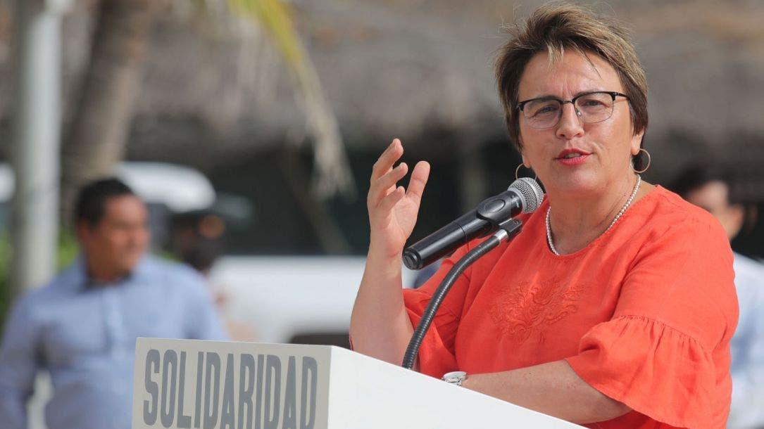 Podría Laura Beristain renovar contrato a Grupo Arco para proyecto antisargazo