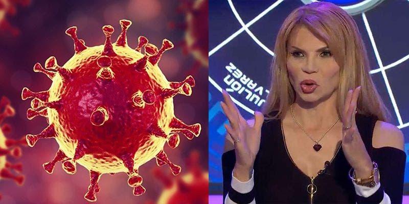 Aseguran que Mhoni Vidente predijo el coronavirus