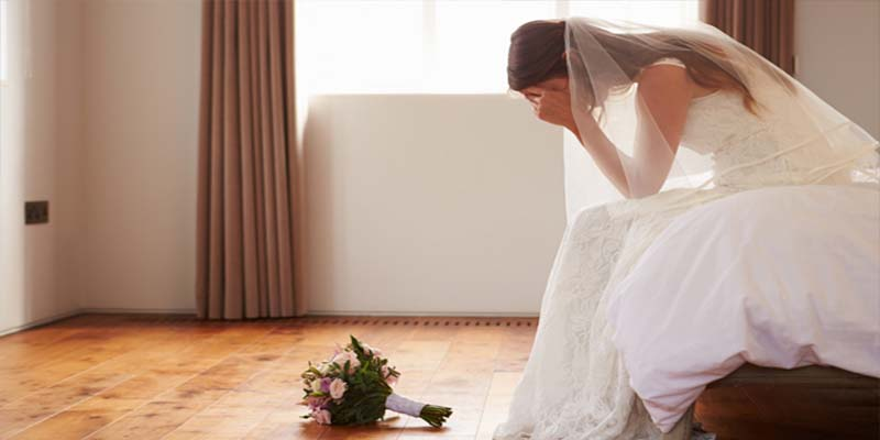 Hombre deja plantada a su novia en el altar tras fingir que lo secuestraron