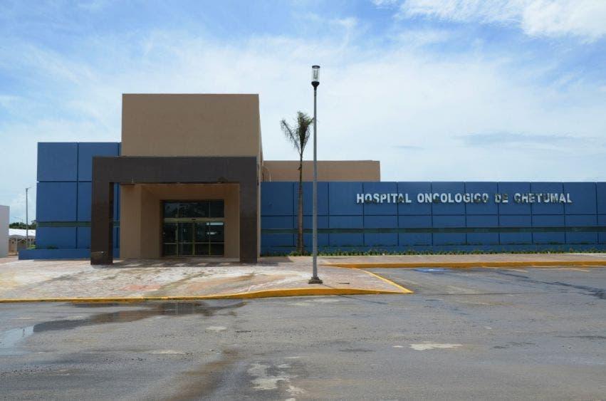 Anuncia el Insabi apertura de Hospital Oncológico en Chetumal.