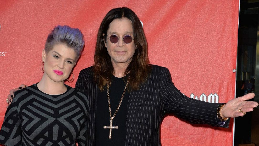 Kelly Osbourne habla sobre la salud de Ozzy Osbourne