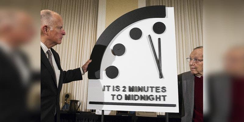 """El """"Reloj del Apocalipsis"""" es real; se acerca el fin del mundo"""