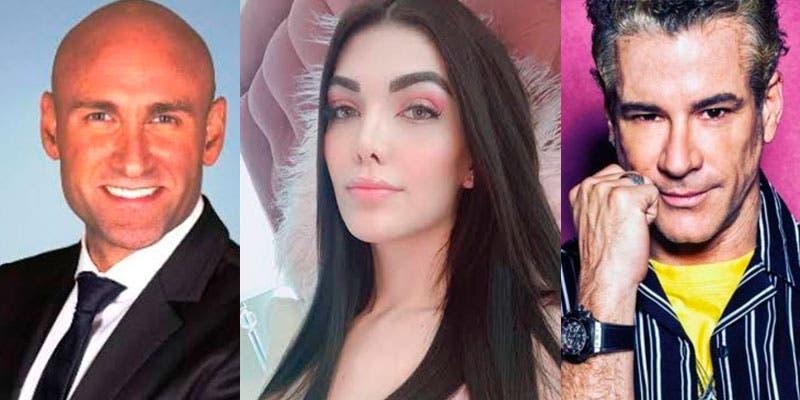 """VIDEO: Renata Altamirano habla sobre su """"trío"""" con Fernando Carrillo"""