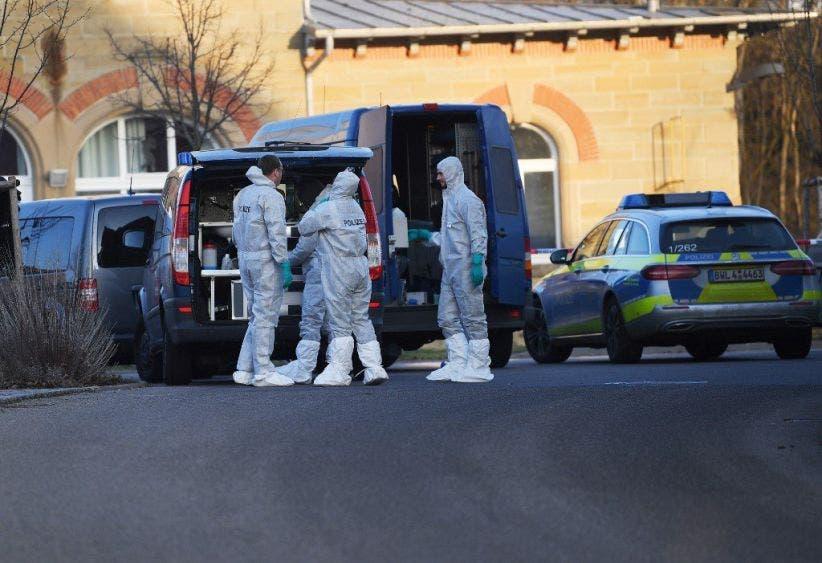 Hombre asesina a tiros a seis de sus familiares en Alemania.
