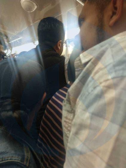 Captan a Yalitza Aparicio en el metro como cualquier mortal