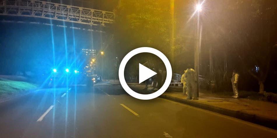 Video: Médico se defiende de asalto y mata a sus atacantes.