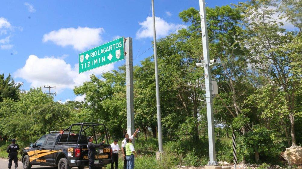 Dos turistas mueren en la carretera Tizimín Kikil (Foto de archivo)