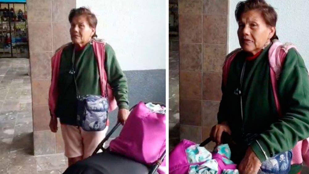 Abandona a su madre enferma y sin dinero en central camionera
