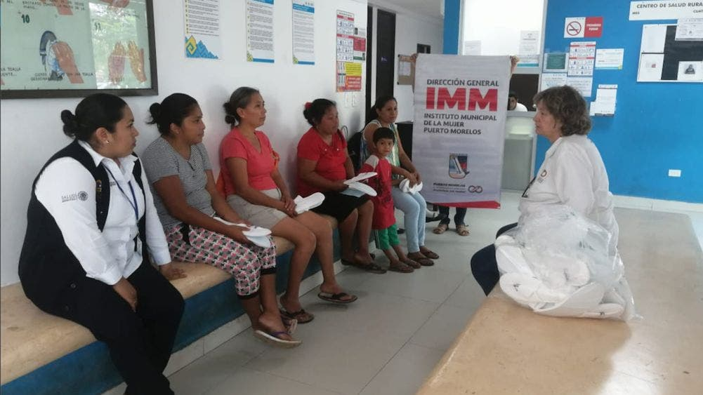 """""""Abrigando con Rumbo"""" atiende a los grupos mas vulnerables de Puerto Morelos"""