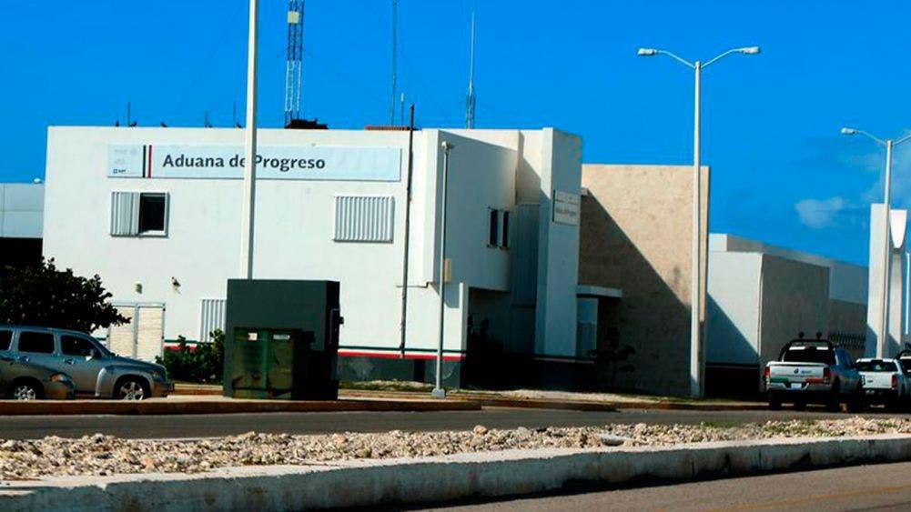 Destituyen a director de la aduana de Progreso