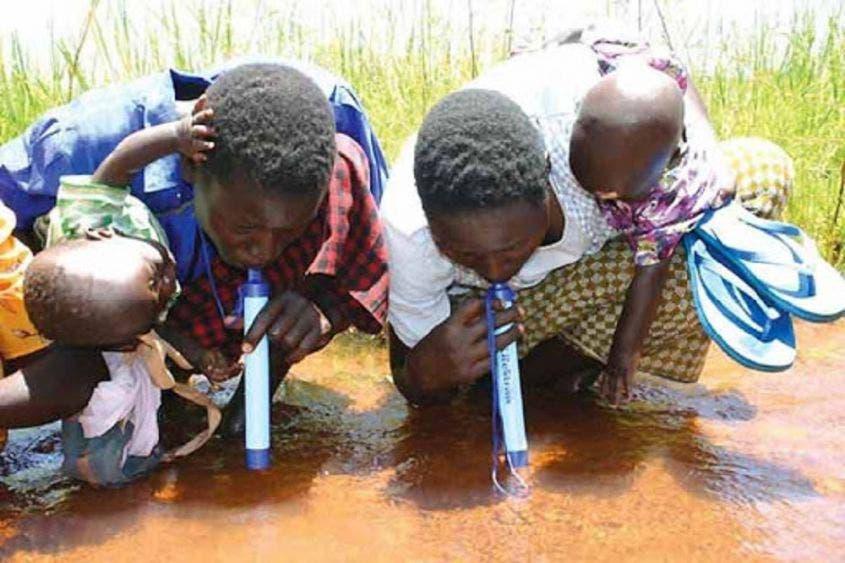 Causa escasez de agua la mayor crisis humanitaria en África