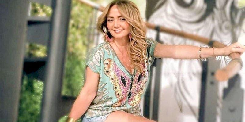 Destrozan a Andrea Legarreta por opinar del coronavirus en México