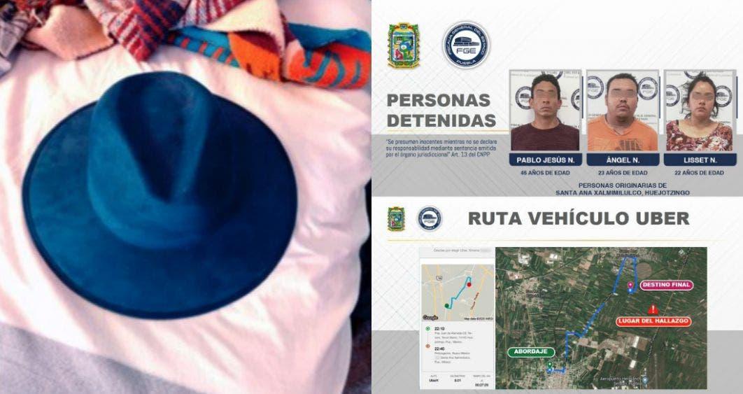 Habrían asesinado a estudiantes en Puebla por un sombrero